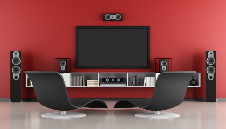 comprar home cinema